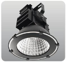 AWSystems LED Hallenleuchte Industriebeleuchtung Hochtemperaturleuchte